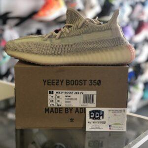 Adidas Yeezy V2 Citrin Size 9