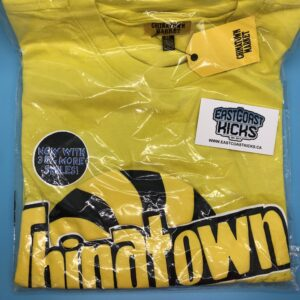 Chinatown Market Tee Yellow Have a Nice Day Size XL