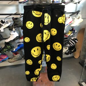Chinatown Market Sweat Pants Smiley Face Size L
