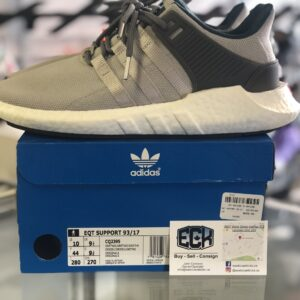 Preowned Adidas EQT Boost Grey Size 10