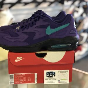 Preowned Nike Air Max Light Size 11