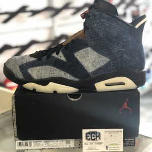 Jordan 6 Denim Size 13