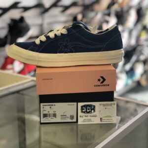 Converse x Golf Low Blue Size 7