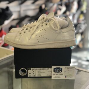 Preowned Raf Simons x Stan Smith White Size 7