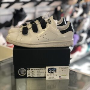Preowned Raf Simons x Stan Smith Velcro Size 6