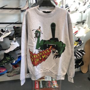 Worldwide Youth Crewneck Tank Size L