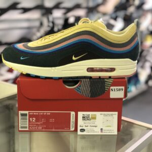 Nike Air Max 1/97 Sean Wotherspoon Size 8.5