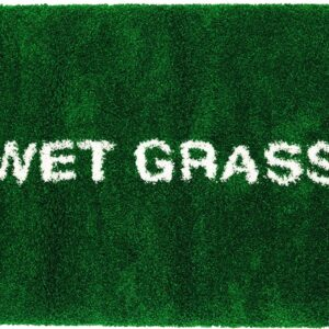 "Off White x Ikea ""WET GRASS"" Rug"