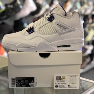 Jordan 4 Metallic Purple Size 11