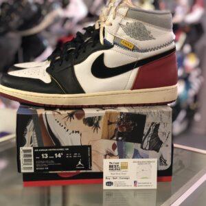 Preowned Jordan 1 Union Size 13