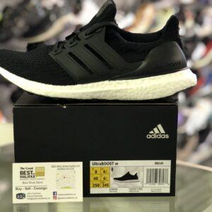 Women's Adidas Ultraboost Black / White Size 8W