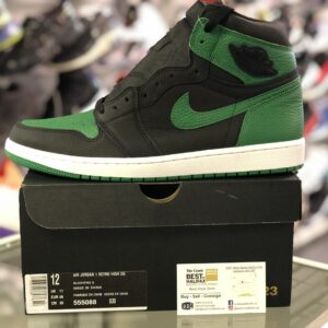 Jordan 1 Pine Green 2.0 Size 12