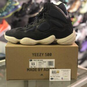 Adidas Yeezy 500 High Slate Size 11