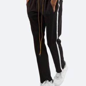 MNML Tux Pants White Stripe Size S