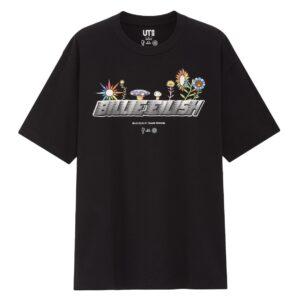 Billie Eilish x Takashi Murakami Tee Black Box Logo Size M