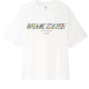 Billie Eilish x Takashi Murakami Tee White Box Logo Size L