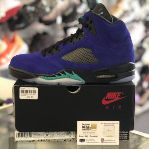 Jordan 5 Reverse Grape Size 8.5