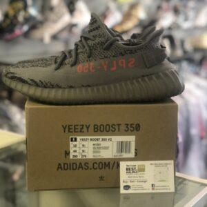 Preowned Adidas Yeezy 350 Beluga 2.0 Size 10