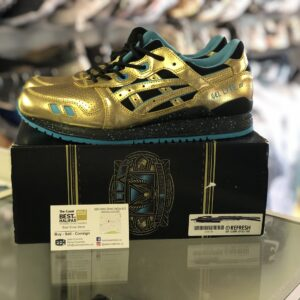 Preowned Asics Gel Lyte III x Wale Intercontinental Champion Size 9.5