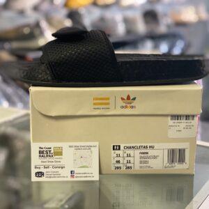 Adidas Human Race Slide Black Size 11
