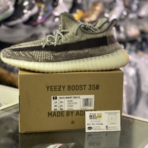 Preowned Adidas Yeezy 350 Zyon Size 12