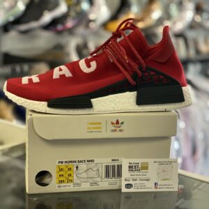 Adidas NMD Human Race Red Size 10.5