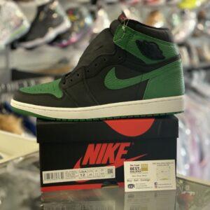 Jordan 1 High Pine Green Size 12