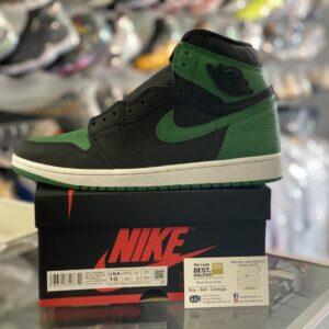 Jordan 1 High Pine Green Size 10
