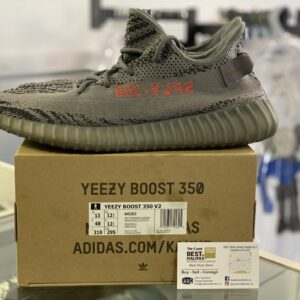 Preowned Adidas Yeezy 350 Beluga 2.0 Size 13