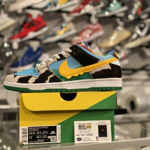 Nike SB Dunk Ben and Jerry Chunky Dunky Size 10.5
