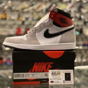 Jordan 1 High Smoke Grey Size 9