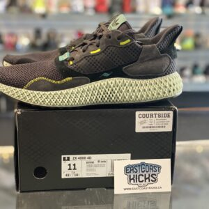 Preowned Adidas ZX 4000 4D Carbon Size 11