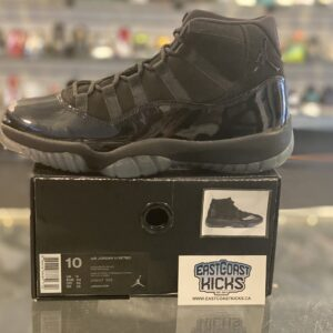 Jordan 11 Cap and Gown Size 10