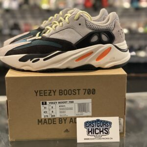 Preowned Adidas Yeezy 700 Wave Runner Size 9.5