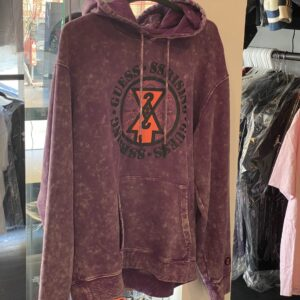 Guess Hoodie Purple Size XL