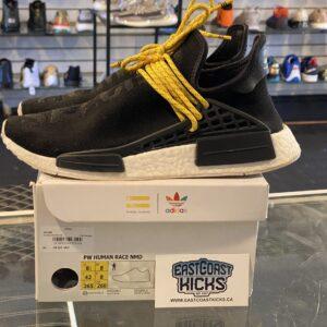 Preowned Adidas Hu NMD OG Black Size 8.5