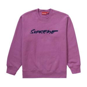 Supreme Futura Crewneck Pink Size L