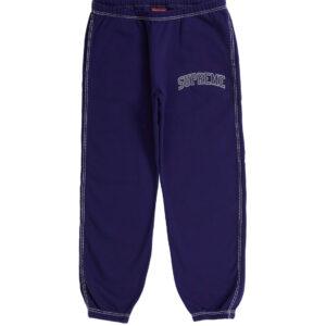 Supreme Stitches Pants Purple Size L