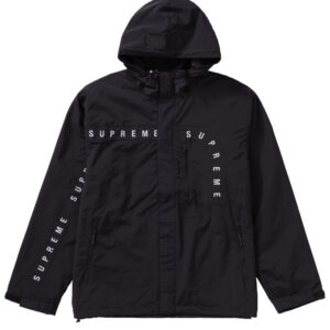 Supreme Track Suit Black Size L