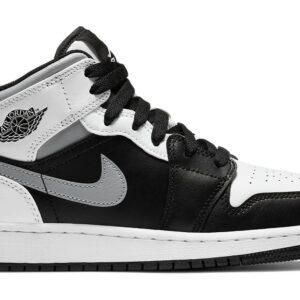 Jordan 1 Mid Shadow Size 4Y