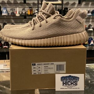Preowned Adidas Yeezy 350v1 Oxford Tan Size 10.5