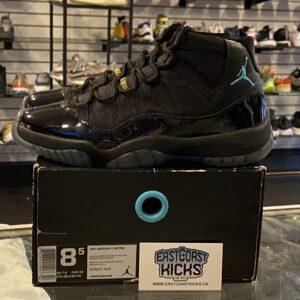 Preowned Jordan 11 Gamma Size 8.5