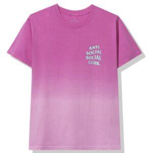 Anti Social Social Club Classic Tee Pink Size M
