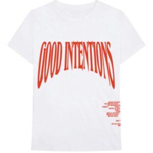 Vlone x Nav Good Intentions Tee Size L