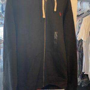 Polo Suit Black Size XL