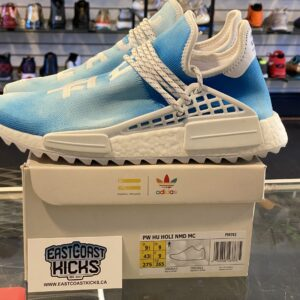 Preowned Adidas Human Race China Blue Size 9.5