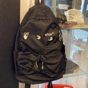 Off-White Back Pack
