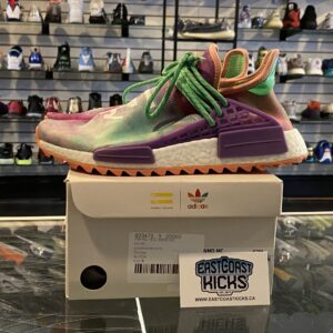 Preowned Adidas Hu NMD Chalk Coral Size 8