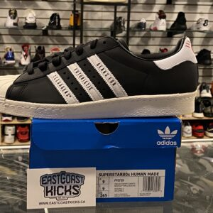 Adidas Superstar Human Made Black Size 10.5