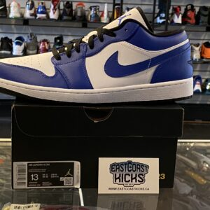 Jordan 1 Low Game Royal Size 13